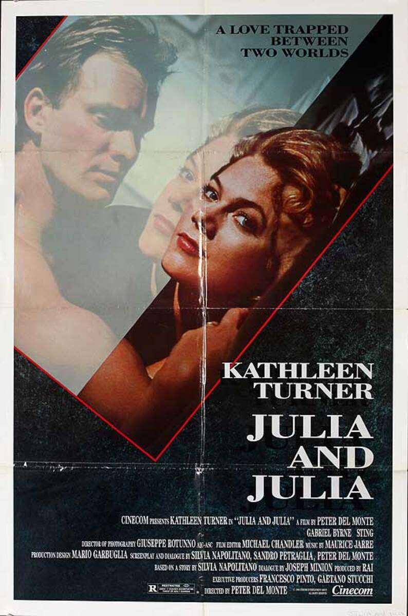 Julia and Julia Original American One Sheet Movie Poster