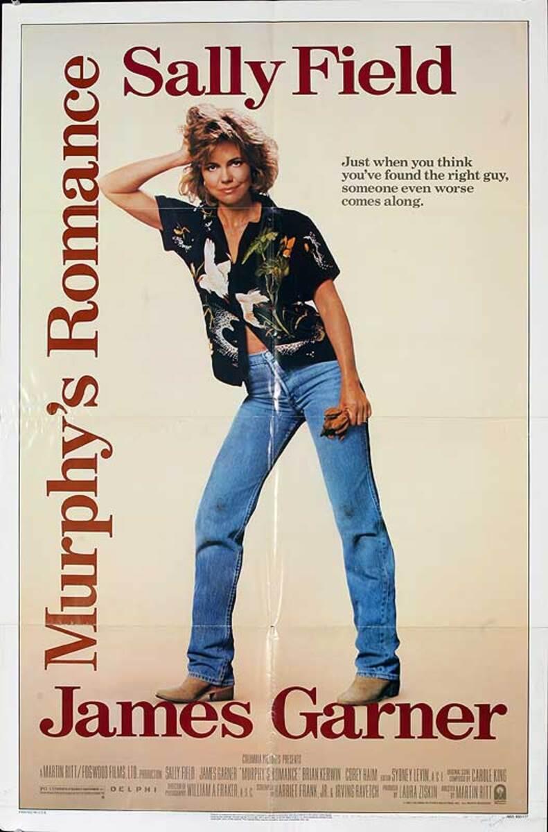 Murphy's Romance Original American One Sheet Movie Poster