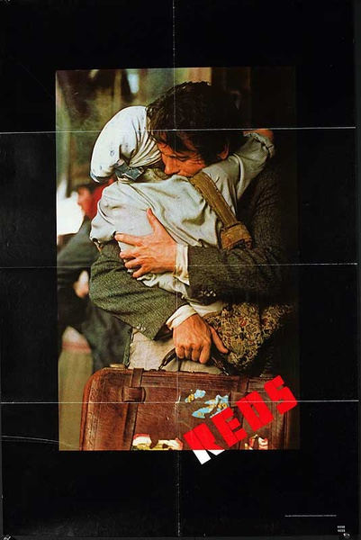 Reds Original American One Sheet Movie Poster