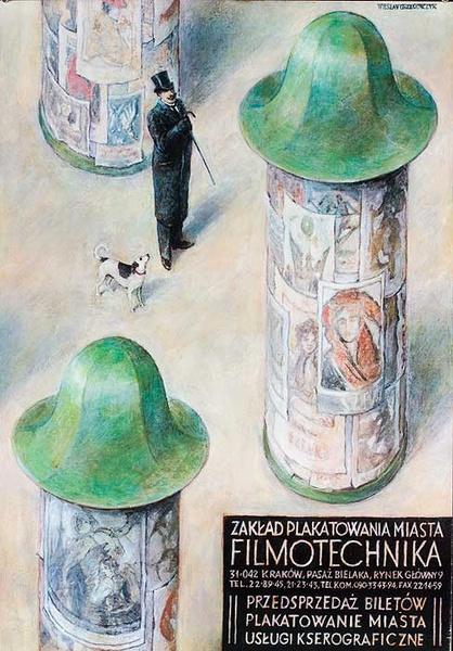 Filmotechnika Original Polish Film Festival Poster