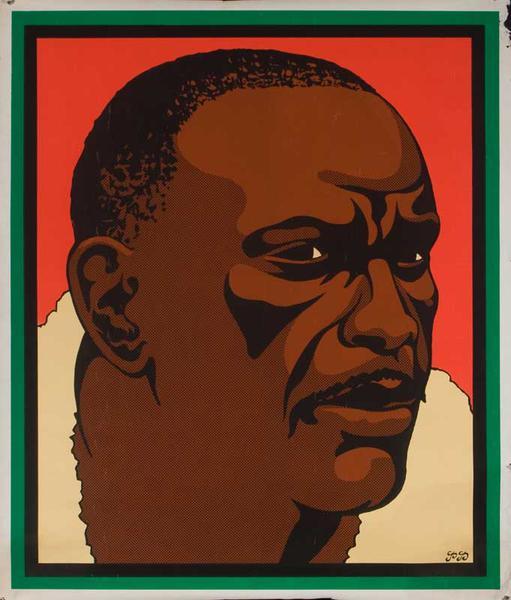 Sonny Liston Original American Boxing Poster