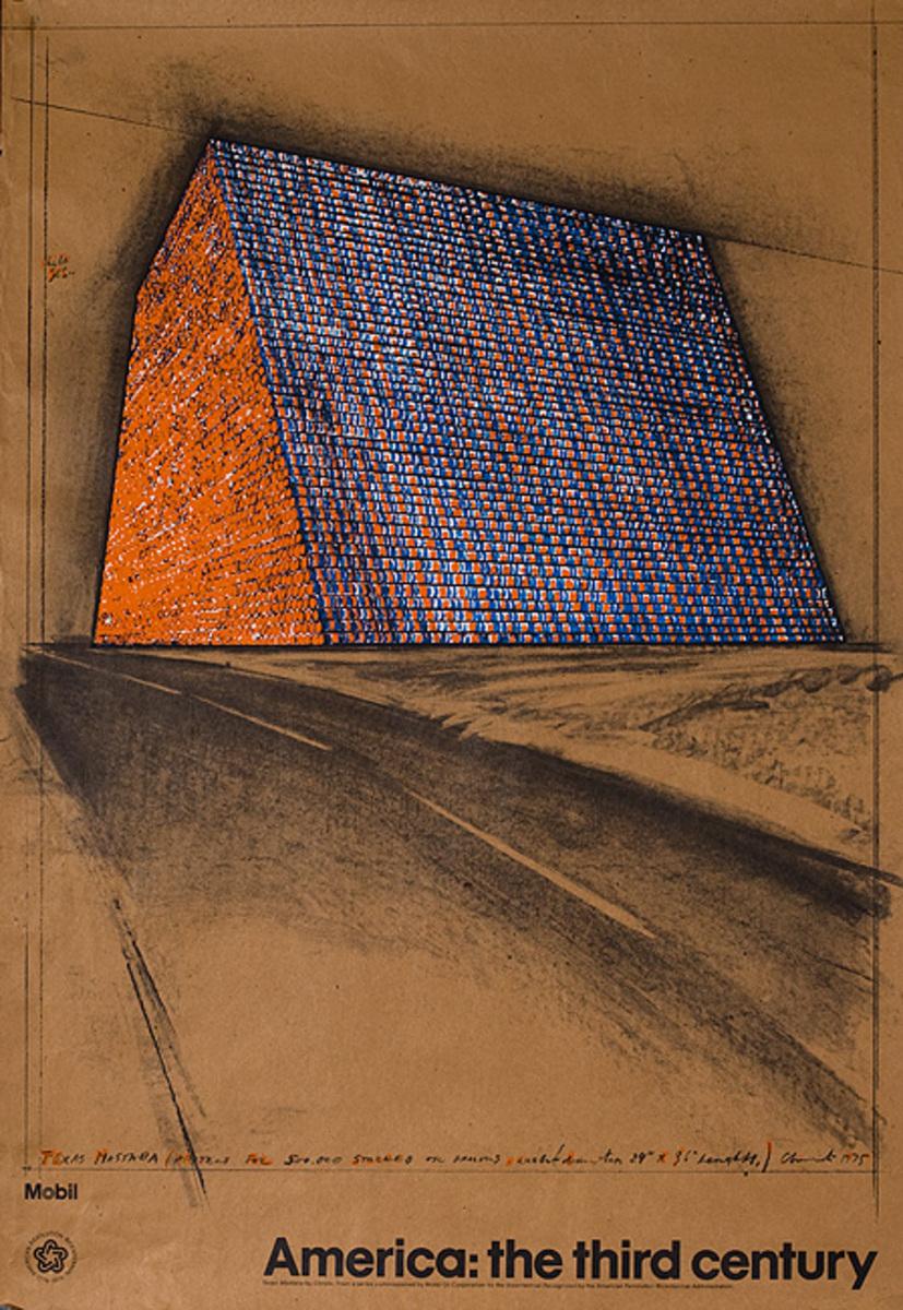 America: The Third Century Original Texas Mastaba