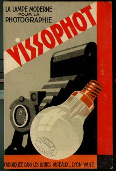 Visphoto Carton Original Vintage Advertising Poster