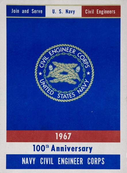 Original Vietnam War Recruiting Poster Engineering Corps
