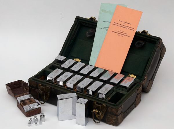 Dayton Scale Inspector's Kit